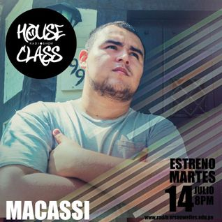 House Class inicio Tercera Temporada 14-7-15