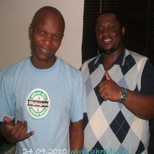 Dj Fresca's mix for Afrika's Calling 24.09.2010