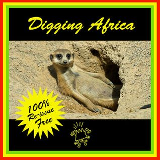 """DJ NOMAD - """" DIGGING AFRICA """"- A cross-continental journey into different African dance music styles"""
