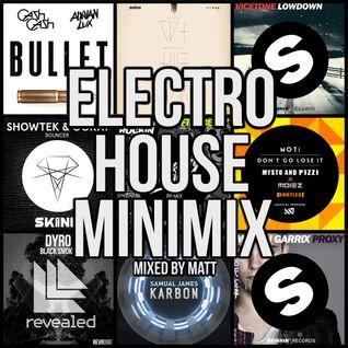 Electro House MiniMix