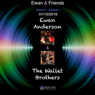 2016.10.01_Ewan & Friends S2 #1 with The Wallet Brothers