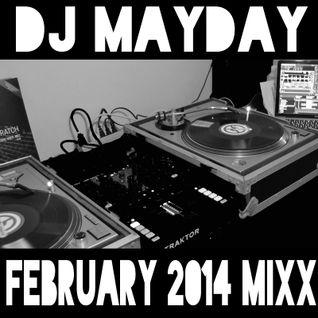 DJ Mayday February 2014 Mixx