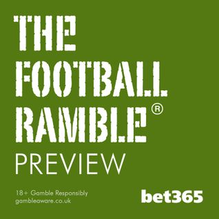 The Football Ramble Preview: 23rd Oct 2015