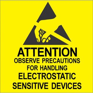 Electrostatic - Sensitive Devices