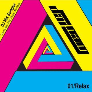 DJ Mix Sampler  01/Relax