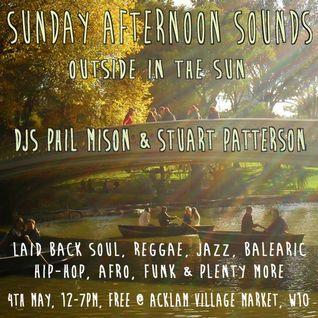 Sunday Afternoon Sounds #5
