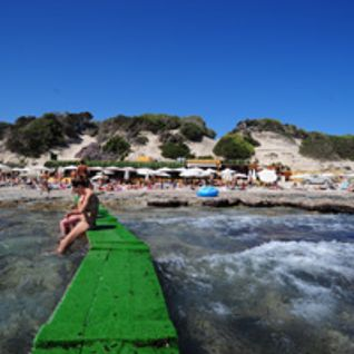 * Las Salinas Ibiza Beach Chillout 5 *