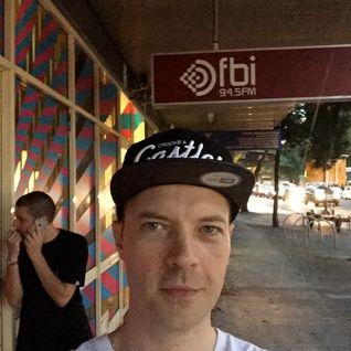 DJ MK - LIVE ON FBI RADIO SYDNEY AUSTRALIA MARCH 11TH 2015