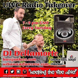 UWC Takeover with Dellamorte - Urban Warfare Crew 20.09.16