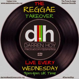 The Reggae Takeover 13th Aug 2014