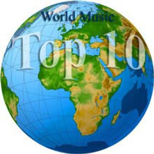 Top 10 Global / World Music CDs of January - Spin The Globe 23 JAN 2015