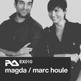 Marc Houle & Magda - Resident Advisor Exchange RA.EX#010 - 2010-12
