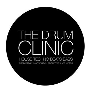 The Drum Clinic w/ Guy Andrews & Greymatter ft. ManMakeMusic guest mix - 26/10/12