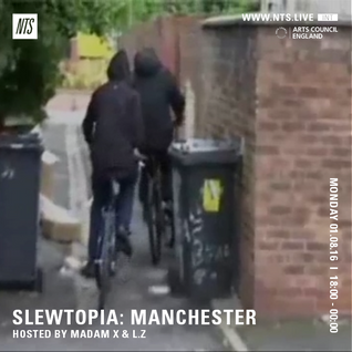 Slewtopia Manchester w/ Finn, Sangy, Blacka Berry, Kiva, Afro Sam & Lay - 1st August 2016