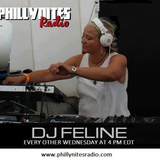 DJ Feline - deep & slinky mix for Phillynites radio April 2016