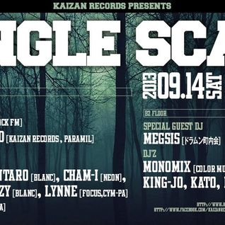 "KAIZAN RECORDS PRESENTS ""JUNGLE SCAPE"" @heavysick ZERO (14/SEP/2013) MONOMIX DARK TECHNO LIVE DJ SET"