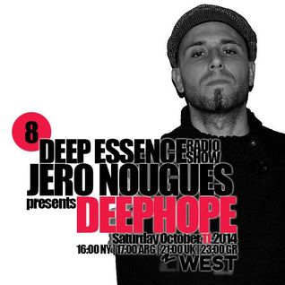 Deep Essence Radio Show, Guest Mix by Deephope @ Westradio