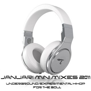 January 2011 mini mix part 1 by Tek Nalo G