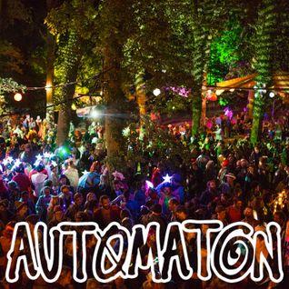 Automaton @ The Enchanted Woods. Shambala Festival 2016