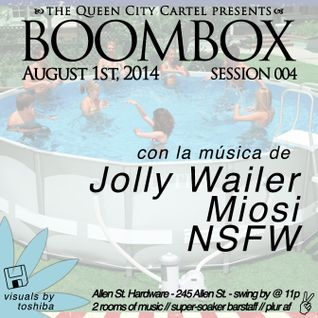 Miosi LIVE from Boombox 004