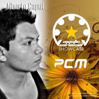 Alberto Caput - Mystic Carousel Showcase @ PCM Radio - Dec 12, 2014