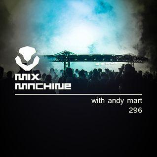 Mix Machine 296 (9 Nov 2016)