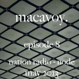 macavoy episode 8 - node