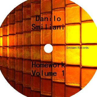 Danilo Smiliani - Homework Vol.1 (2011)