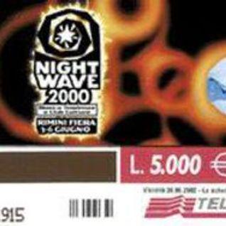 EDDY AMADOR, LENNY FINTANA, ALEX ANDERSON nightwave live at ecu, rimini italy 27.03.1999