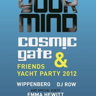Cosmic Gate - Live @ Yacht Party Miami, WMC 2012 - 24.03.2012