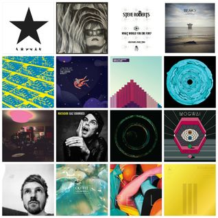 The Album Zone - Simon G - Best of 2015 (December 2015)