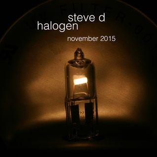 Steve D - Halogen (November 2015)
