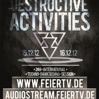 Destructive Activities Hefty Mix