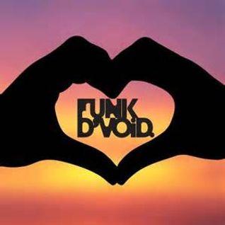 Funk D'Void - Rave Days 100% Vinyl Mixtape
