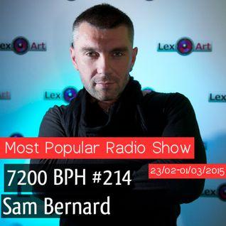 Sam Bernard 7200 BPH # 124