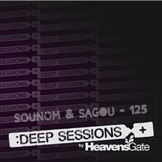 SOUNOM & Sagou - HeavensGate Deep Sessions Episode 125