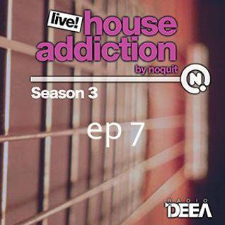 House Addiction Live Season 3 Ep 07 17.10.2013