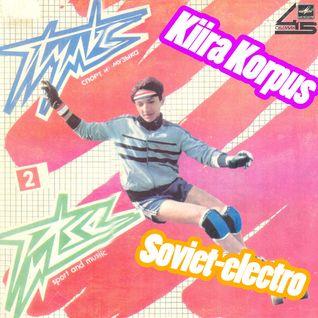 Kiira Korpus.11.08.03 - Florian met Sovjet Electro