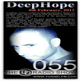 Deephope - Deep & Deeper 055 Guest mix @ Tunnel FM