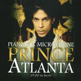 # Master & Cut # Prince – Piano & A Microphone - Atlanta GA