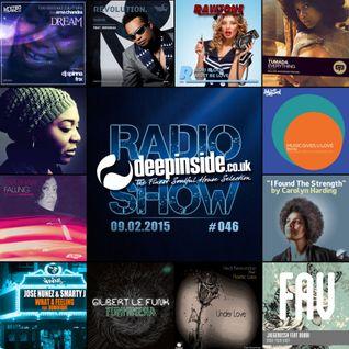 DEEPINSIDE RADIO SHOW 046 (Lisa Millett Artist of the week)