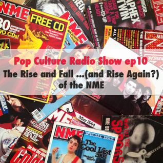Pop Culture Radio Show ep10