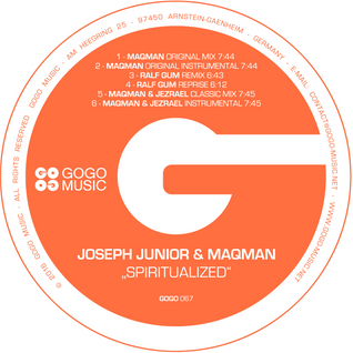 Spiritualized GOGO 067 dj mix (GOGO Music Radioshow 540)