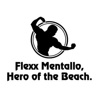 King Megatrip - Flex Mentallo, Hero of the Beach