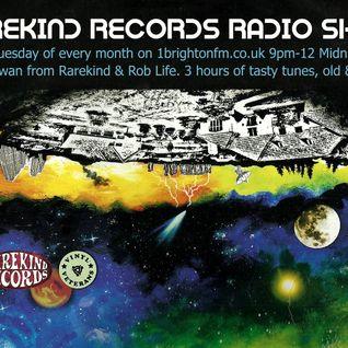 Rarekind Records Radio Show June 2016