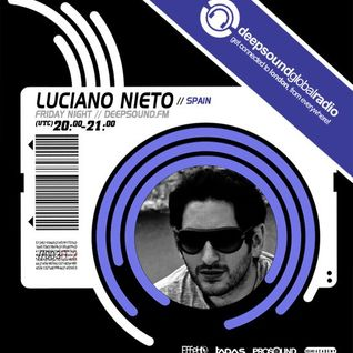 Luciano Nieto @ Deepsound.fm London 13.01.12