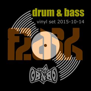Drum & Bass Vinyl Set [2015-10-14 @ Beats 'n Breaks]