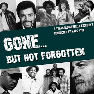 Marc Hype – GONE… But not forgotten 2014