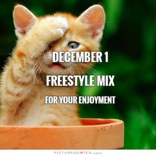 December Freestyle Mix -- DJ Carlos C4 Ramos