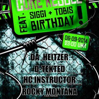 Rocky Montana  live@ Core Kessel Dortmund 06.09.2014